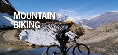 moutainbiking